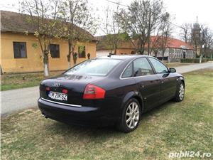 Audi A6 2.5 TDi S line 180 Cp - imagine 7