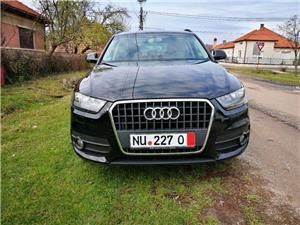 Audi Q3 2.0 TDI - imagine 1