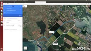 Vand teren 12200 mp, electricitate, gaze. 33500 Euro/teren,  - imagine 8