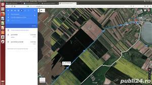 Vand teren 12200 mp, electricitate, gaze. 33500 Euro/teren,  - imagine 7