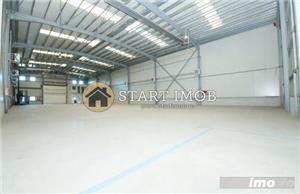 STARTIMOB - Inchiriez hala productie si depozitare Parc Industrial - imagine 3