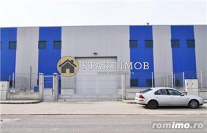 STARTIMOB - Inchiriez hala productie si depozitare Parc Industrial - imagine 1