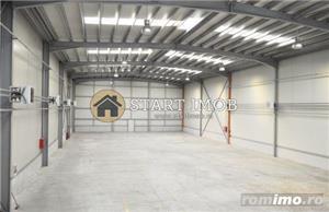 STARTIMOB - Inchiriez hala productie si depozitare Parc Industrial - imagine 5