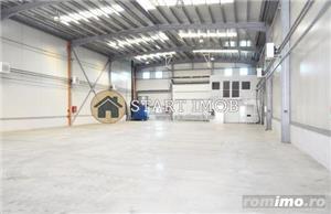 STARTIMOB - Inchiriez hala productie si depozitare Parc Industrial - imagine 9