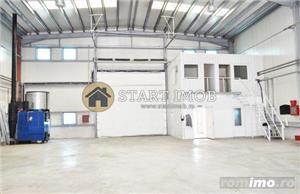 STARTIMOB - Inchiriez hala productie si depozitare Parc Industrial - imagine 8