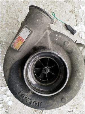 504182849 2996384 504269260 Turbosuflanta Iveco Stralis Cursor 10 Holset  - imagine 4