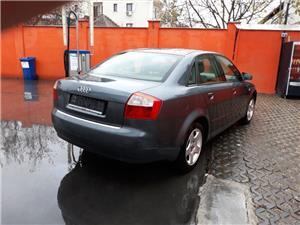 Audi A 4.motor 1.9 TDI.an 2002 - imagine 6
