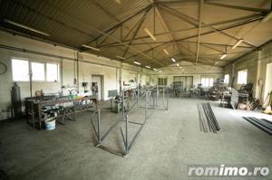 Pret redus cu 40.000 euro! Hala productie în Gai - imagine 16
