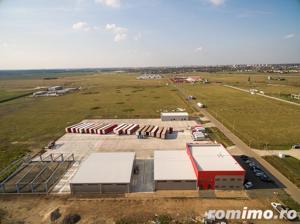Hala 600 mp de închiriat în zona industrială Sud Zădăreni - imagine 3