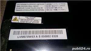 Display monitor LCD 7 inch LVM070W03 + inverter - imagine 4