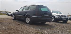 VW Passat 4x4 - imagine 4