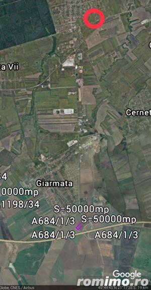 Teren 6,000mp Dumbravita / Soseaua De Centura - imagine 4