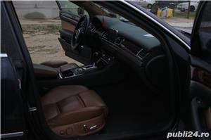 Audi A8 3.0TDI QUATTRO 4x4 Incalzire scaune fata & spate Webasto Trapa Suspensie Rate Credit Leasing - imagine 17
