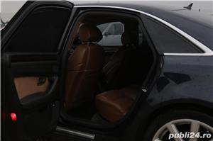Audi A8 3.0TDI QUATTRO 4x4 Incalzire scaune fata & spate Webasto Trapa Suspensie Rate Credit Leasing - imagine 8