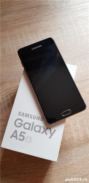 VÂND! Samsung Galaxy A5 2016 16GB / + husa / +caști AKG - imagine 4