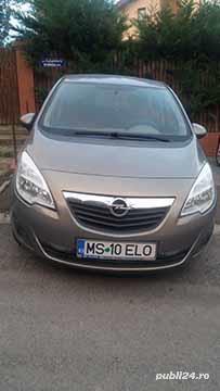 Opel Meriva - imagine 17