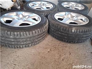 Jante structurale R16 +anvelope 205/55/R16 Michelin(2015),ptr Opel Astra H,Zafira B - imagine 2