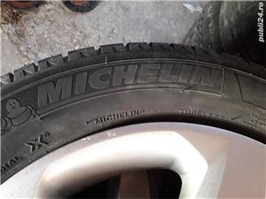 Jante structurale R16 +anvelope 205/55/R16 Michelin(2015),ptr Opel Astra H,Zafira B - imagine 4