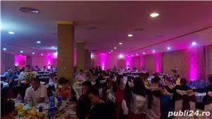 Lumini Arhitecturale/Ambientale nunta botez Bellagio Events Giurgiu - imagine 3