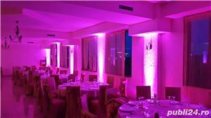 Lumini Arhitecturale/Ambientale nunta botez Bellagio Events Giurgiu - imagine 9