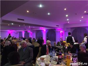 Lumini Arhitecturale/Ambientale nunta botez Bellagio Events Giurgiu - imagine 10