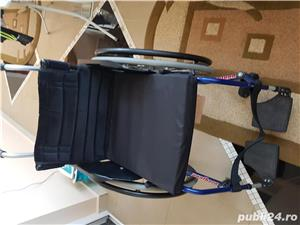 Scaun rulant semiactiv Pantera,3 800 Ron  - imagine 5
