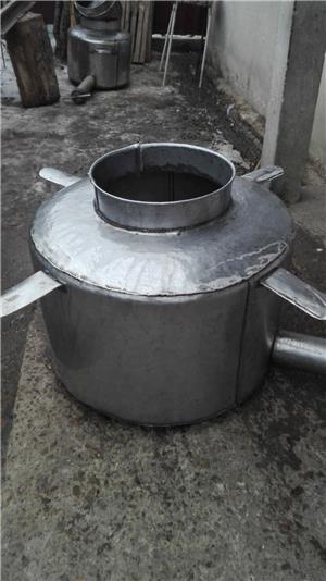 Vand cazane pentru țuică. Din 0738479173 0743909366 Inox . Alimentar Cupru alimentar avem pe stoc de - imagine 5