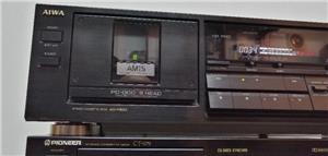 casetofon deck Aiwa AD-F800E  - imagine 3
