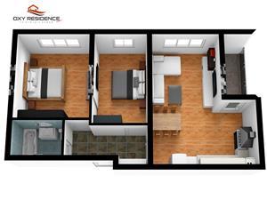 Rahova - 3 camere, bloc nou - racordat la toate utilitățile - imagine 13