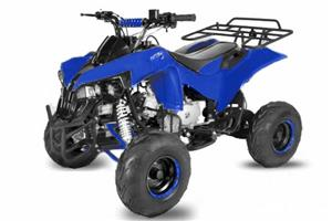 OFERTA ATV NITRO WARRIOR RS 125 cc NEW 2018 !!!! BONUS CASCA - imagine 2