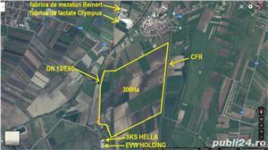 Teren intravilan - industrial - 40 ha - Brasov-dn13/e60 Tg Mures/Cluj - imagine 3