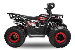 ATV BEMI 125cc Husky RS8 Jante 8'' cutie DNR Automat - imagine 4