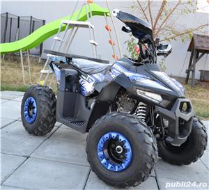 OFERTA DE SARBATORI ATV HAWK RS 7 MODEL 2019 !!!!! CASCA CADOU - imagine 2