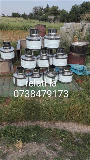 Vand cazane pentru țuică. Din 0738479173 0743909366 Inox . Alimentar Cupru alimentar avem pe stoc de - imagine 1