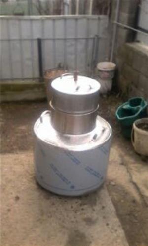 Vand cazane pentru țuică. Din 0738479173 0743909366 Inox . Alimentar Cupru alimentar avem pe stoc de - imagine 4