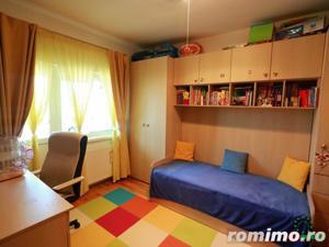 Apartament 3 camere 85 mp utili mobilat si utilat zona Centrala Sibiu - imagine 7