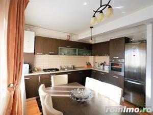 Apartament 3 camere 85 mp utili mobilat si utilat zona Centrala Sibiu - imagine 2