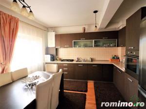 Apartament 3 camere 85 mp utili mobilat si utilat zona Centrala Sibiu - imagine 4