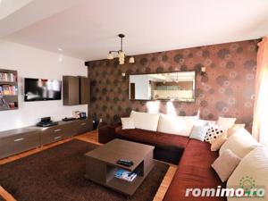 Apartament 3 camere 85 mp utili mobilat si utilat zona Centrala Sibiu - imagine 3