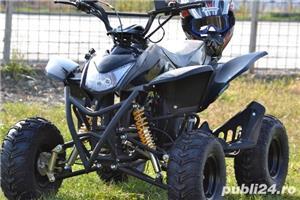 Unic Dealer!! ATV NITRO JUMPER 125CC GARANTIE 12L - imagine 1