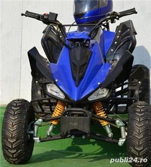 Unic Dealer!! ATV KXD RAPTOR 125CC BONUS REDRESOR - imagine 6