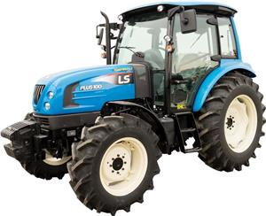 Tractor LS model PLUS100 CAB, 95 CP - imagine 3