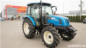 Tractor LS model PLUS100 CAB, 95 CP - imagine 1