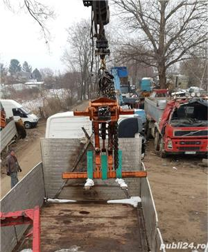 Graifar Paleti - reglabil hidraulic - imagine 2