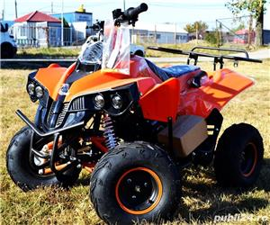 OFERTA ATV NITRO WARRIOR RS 125 cc NEW 2018 !!!! BONUS CASCA - imagine 3