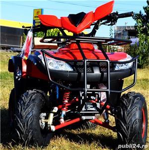 OFERTA IMPORT GERMANIA ATV  T-Rex 125cc Import Germania CASCA CADOU.  - imagine 2