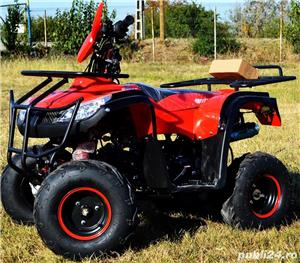 OFERTA IMPORT GERMANIA ATV  T-Rex 125cc Import Germania CASCA CADOU.  - imagine 3