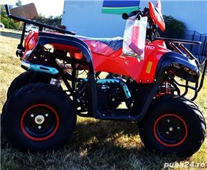 OFERTA IMPORT GERMANIA ATV  T-Rex 125cc Import Germania CASCA CADOU.  - imagine 4