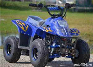 OFERTA IMPORT GERMANIA ATV BIG FOOT 125 cc CASCA CADOU !!!!!! - imagine 1