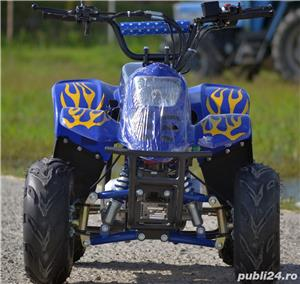 OFERTA IMPORT GERMANIA ATV BIG FOOT 125 cc CASCA CADOU !!!!!! - imagine 3